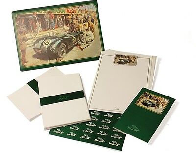 New Jaguar 'Pit Stop' Writing Set  - Great Christmas gift