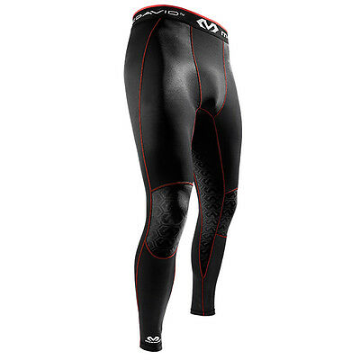 McDavid 8810 Recovery Tights for Men Targeted Compression Layer