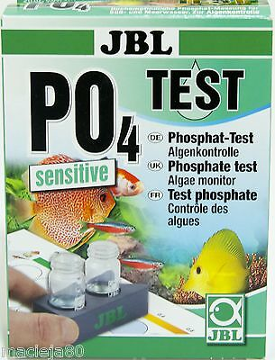 JBL PO4 Test Kit, Phosphate test, Algae monitor