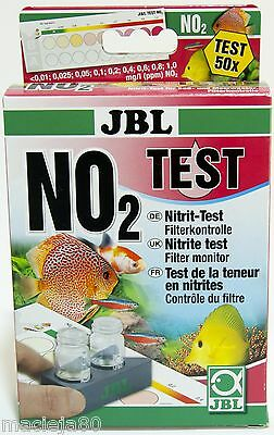 JBL NO2 Test Kit, Nitrite test Filter monitor