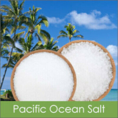 Sea Salt: 1oz - 100lbs ~Pacific Ocean - Natural -9 Bulk / Wholesale Size Choices