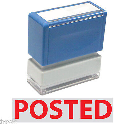 "JYP PA1040 Pre-Inked Rubber Stamp with ""Posted"""