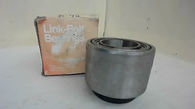 "Link-Belt Cseb22432H Cartridge Roller Bearing, 2"" Bore"