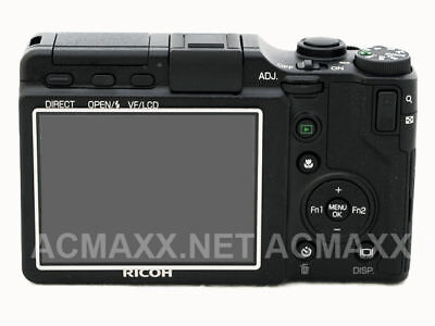 """ACMAXX 3.0"""" HARD LCD screen PROTECTOR for Ricoh GXR A12 Leica M-MOUNT P10 28-300"""