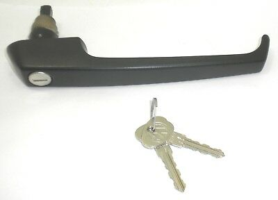 Exterior Outer Door Handle Sliding Door With 2 Keys Fits Volkswagen Vanagon