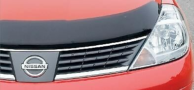 NEW Nissan Hood Bug Shield  for Versa Hatchback 2007 to 2012