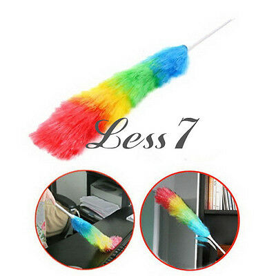 Feather Duster Cleaning Home Useful Good Tool Anti Static ConvenientZ5
