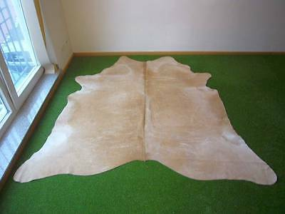 Kuhfell / Cowhide / Peau Vache : Natural Sample 6 - Large
