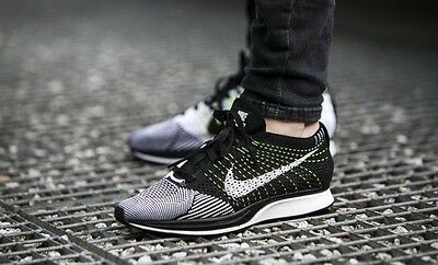 1b8676384022 ... coupon code for nike flyknit racer mens running shoes sz mens 9.5 womens  11 526628 011
