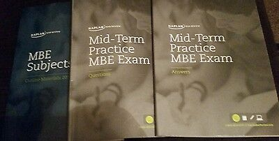 QLTS MCT MULTIPLE Choice Test revision notes summary outline ALL