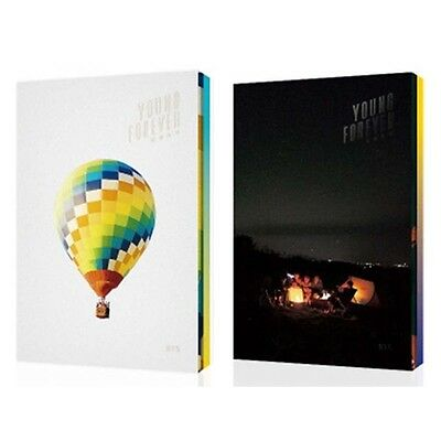 BTS [YOUNG FOREVER] Special Album DAY / NIGHT Ver Bangtan Boys CD Album K-POP