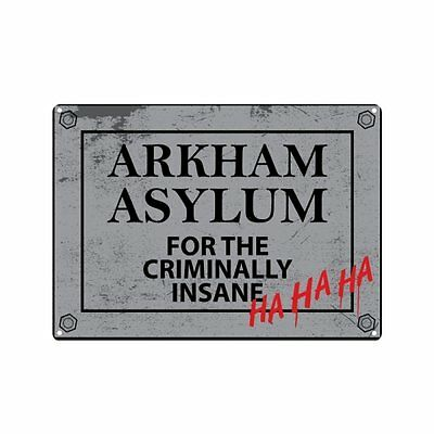 Batman Arkham Asylum Fridge Magnet Killing Joke Joker DC Comics Gotham Official