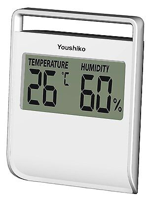 Digital Thermometer Hygrometer / Humidity Temperature Monitor Meter ( 2 in 1 )