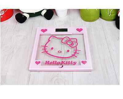 Hello Kitty Bathroom Digital Scale Weighing Display Personal Precision Weight