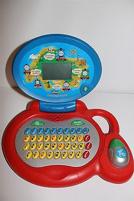 Vtech Thomas & Friends Laptop Computer Game System Console Educational Toy