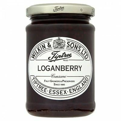Tiptree Loganberry Conserve 340g (Pack of 2)