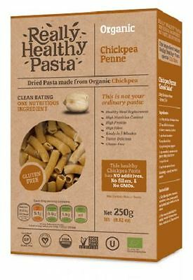 Really Healthy Pasta Organic Chickpea Penne 250g
