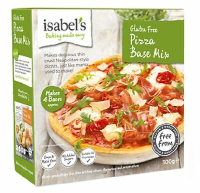 Isabel's Gluten Free Pizza Base Mix 300g