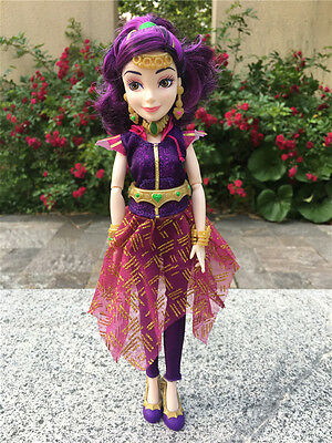 """Disney Descendants 11"""" Doll Action Figure Genie Chic MAL Toy New Loose"""
