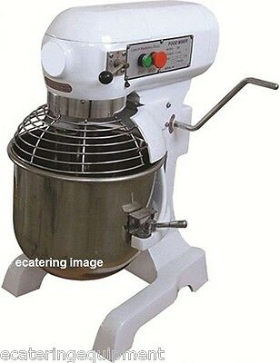 Italinox IM20 Heavy Duty Planetary Mixer For Caterers 20 ltr Bowl. Free Delivery