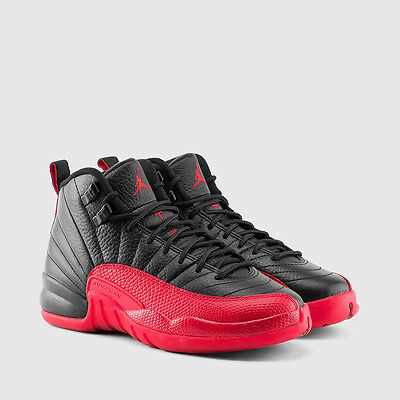 1df1daeb5a01bd AIR JORDAN 12 Retro Flu Game Boys BG 153265-002 Sz 3.5-7 -  89.79 ...