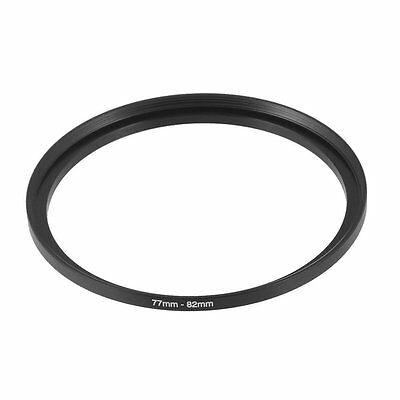 77mm to 82mm Step-Up Filter Ring Adapter for Camera Lens DT