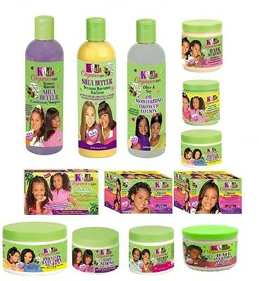 Kids Organic Africa Best Olive Oil Kids Hair Care Products For Growth Treatment