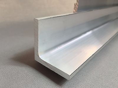 Aluminium Angle 30mm x 30mm x2mm Length 2000mm Give Your Price