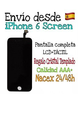 "Pantalla iPhone 6 - 4,7"" RETINA DISPLAY LCD + TACTIL Recambio completo"