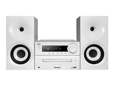 HCX 1080 BT Trevi Sistema HiFi con CD/Mp3/USB/Bluetooth