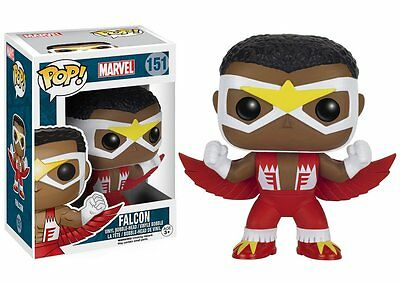 Funko Pop! Marvel: Falcon 151 Vinyl
