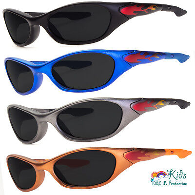 youth sport sunglasses  Children 7-14 Kids Sunglasses For Boys Baseball Cycling Youth ...
