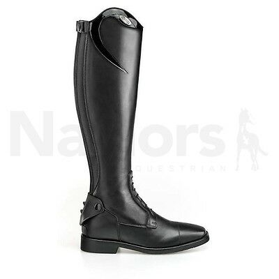 *brogini Rovello Long Leather Riding Boots-Equestrian-Free P&p*