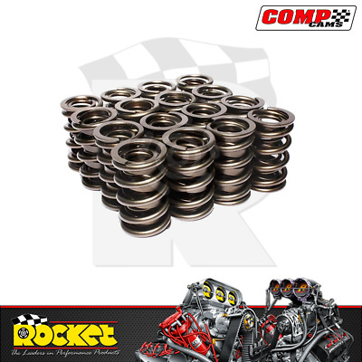 Comp Cams LS Race Dual Valve Springs (519 Spring Rate) - CO26112-16