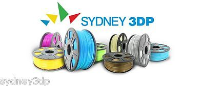 Premium quality 3D filament - ABS 1.75mm - 1kg - Oz stock fast shipping