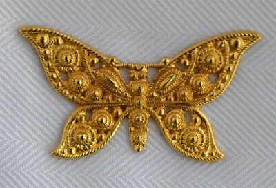 Decorative Butterfly Stamping Embroidery,Woodwork, Scrapbook, Brooch Jewellery