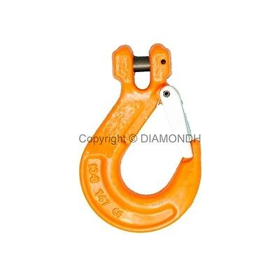 7/8Mm Grade 80 Clevis Sling Hook With Latch