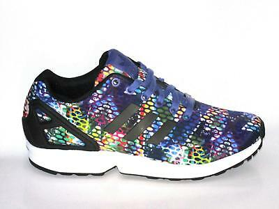 Details about Womens ADIDAS ZX FLUX ADV SMOOTH W Green Trainers S75737