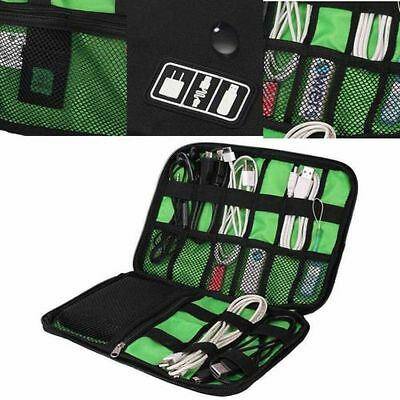 New Electronic Accessories Cable USB Organizer Bag Case Drive Travel Storage Bag