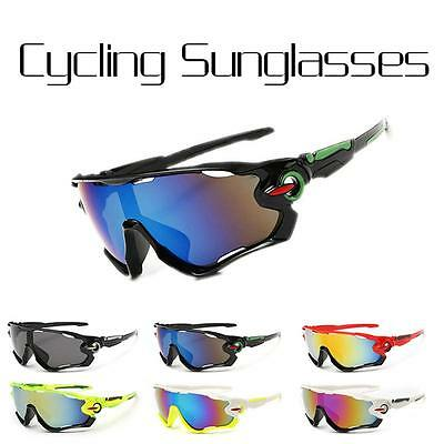 Unisex 2016 Stylish Sports Goggles Outdoor Glasses Cycling Bike Sunglasses Hot!