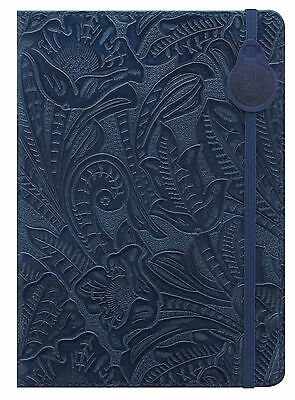 Letts 2017 Diary Baroque A5 Week-To-View Ornate Embossed Floral