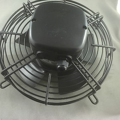 New 200Mm Commercial Axial Fan & Grill  230Volt 50Hz Cool Room Ywf4E