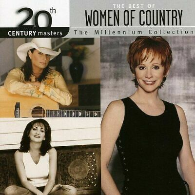 Various Artists - Best of Women of Country (CD) Feat Reba McEntire
