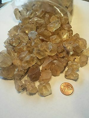 Oregon Sunstone Facet Grade Champagne from Eagle Butte - 20 to 50cts - 1kg