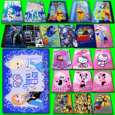 Kinderteppich Spielteppich Minnie Princess Frozen Hello Kitty Winnie Planes Cars