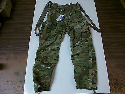 Nwt Gen Iii Multicam L5 Level 5 Cold Weather Soft Shell Trouser Small Short
