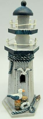 Wooden Decorated Lighthouse Home Ornament Decoration MY-3360/D