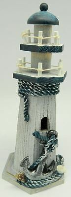 Wooden Decorated Lighthouse Home Ornament Decoration MY-3360/A