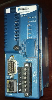 National Instruments NI cFP-2020 Ethernet Controller Interface