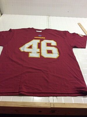 D4949 Size Xl Washington Redskins NFL TEE SHIRT APPAREL BRAND NEW